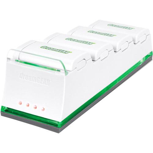 Dreamgear Xbox 360 Quad Dock Pro (Xbox 360)