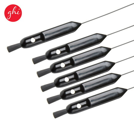 6 pack of Filament Hearing Aid Brushes (Hearing Aid Pack)