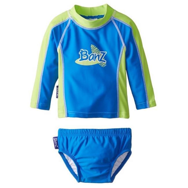 Long Sleeve Rash Guard Baby Banz Baby-Girls Baby UPF 50