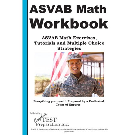 ASVAB Math Workbook : ASVAB Math Exercises, Tutorials and Multiple Choice Strategies](School Girl Halloween Tutorial)