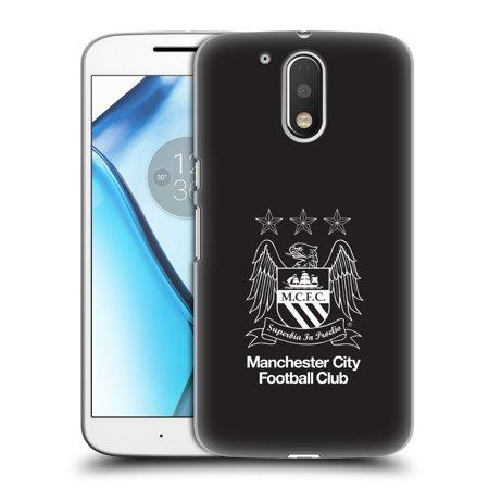 OFFICIAL MANCHESTER CITY MAN CITY FC CREST HARD BACK CASE FOR MOTOROLA PHONES 1