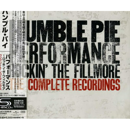 Rockin Halloween Songs (Humble Pie Performance: Rockin the Fillmore Complete Recordings)