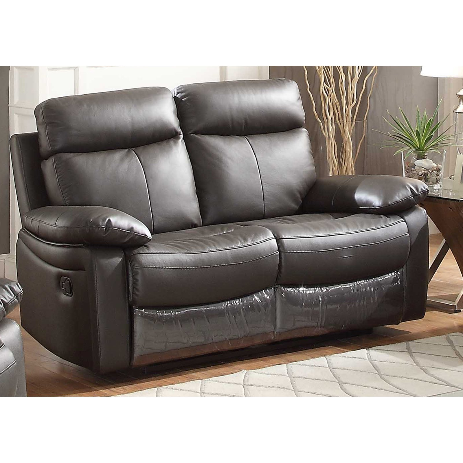 AC Pacific Ryker Reclining Loveseat