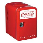 Koolatron Coca-Cola Bar Fridge (Kwc-4)