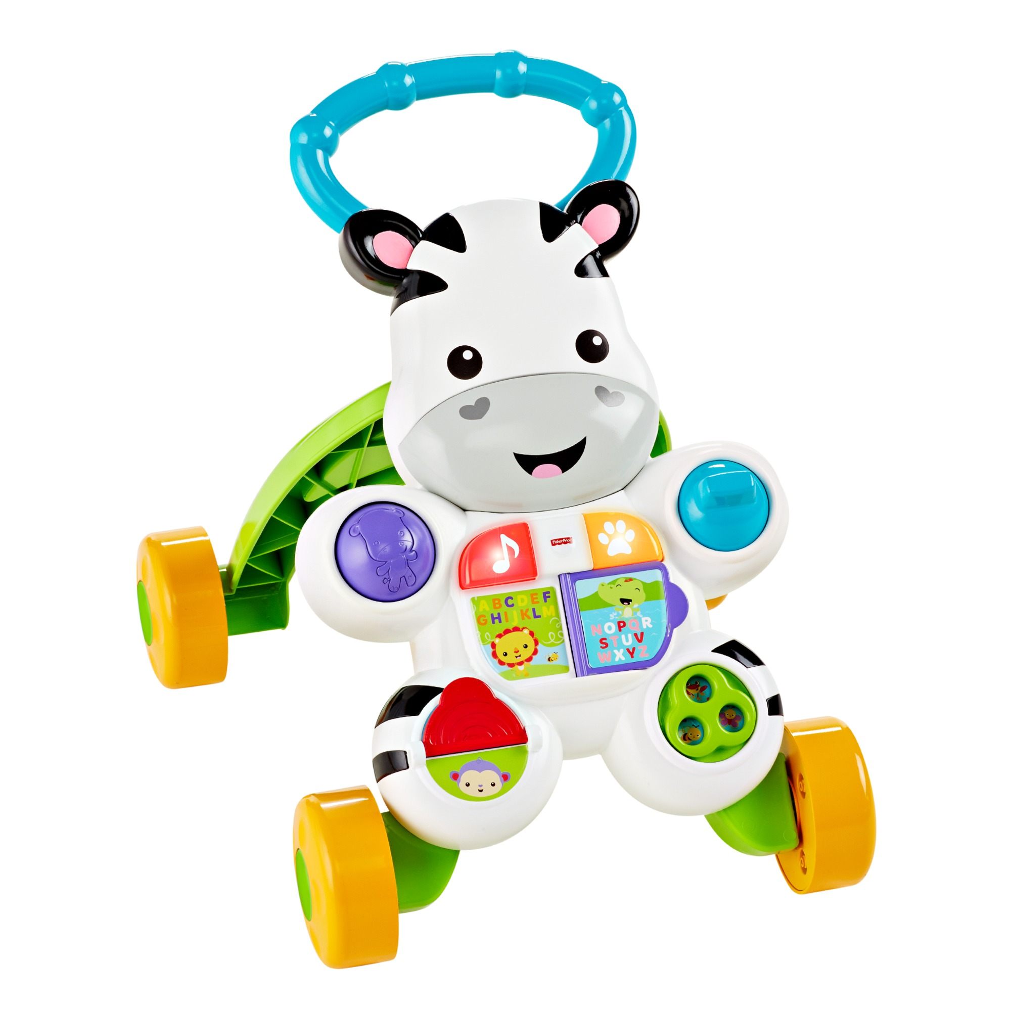 Fisher-Price Zebra Walker ONLY...