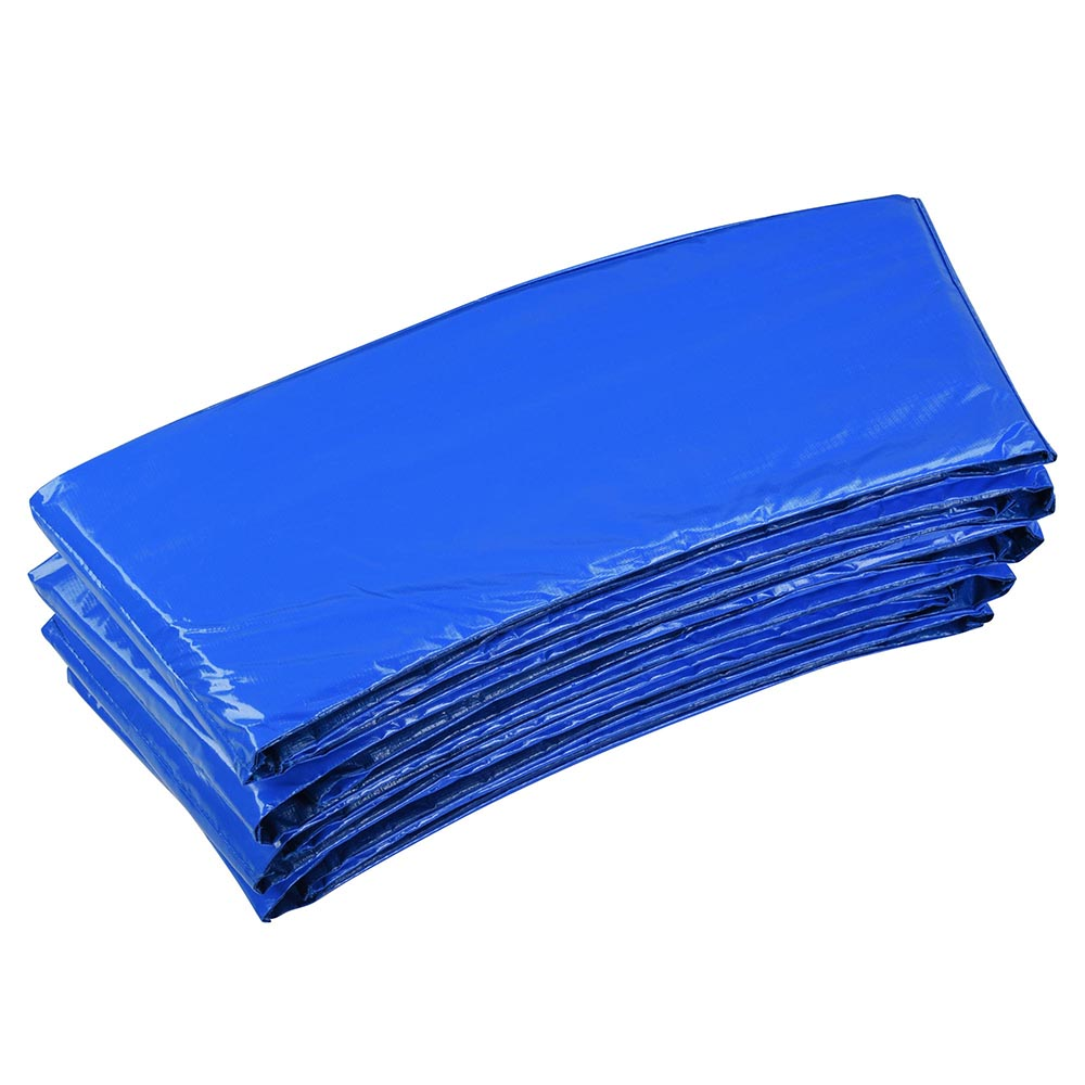 "Yescom 15 Ft Trampoline Replacement Safety Pad 1/2"" EPE Foam Spring Round Cover Blue"