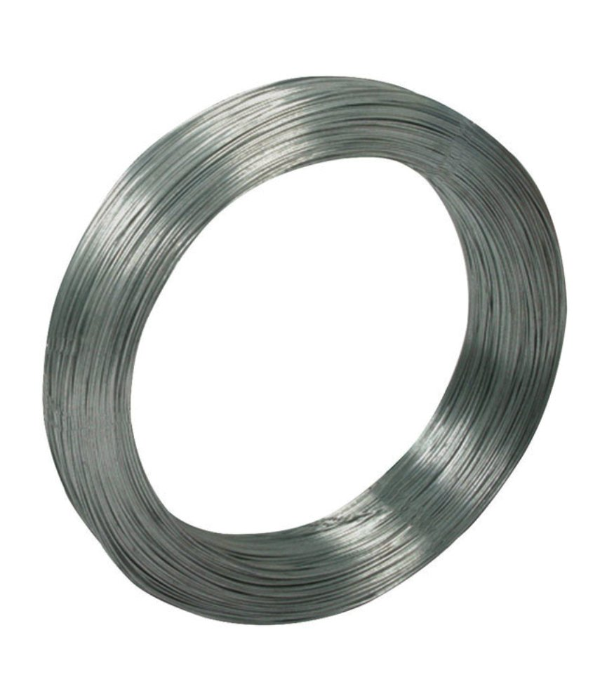 Keystone Consolidated 73461/5610 12-1/2Ga Smooth Galvanized Wire - Coil