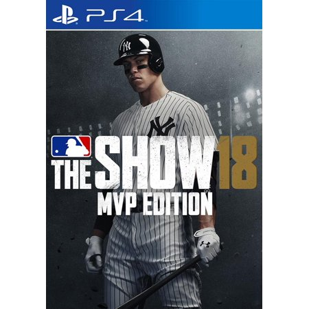 mlb 18 the show mvp edition