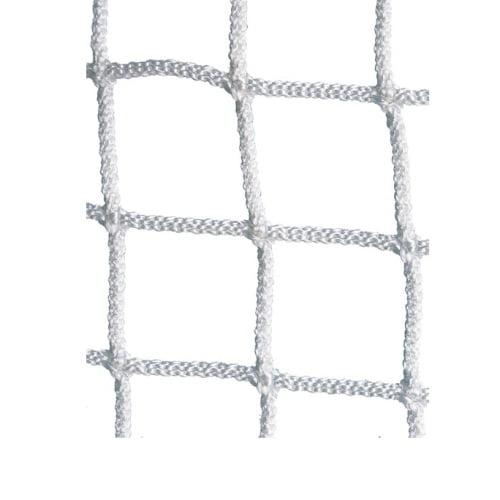 Champion Sports Lacrosse Net, White - 3mm