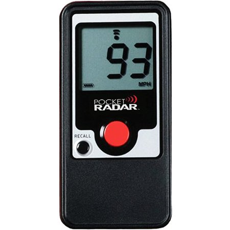 Pocket Radar Personal Speed Radar