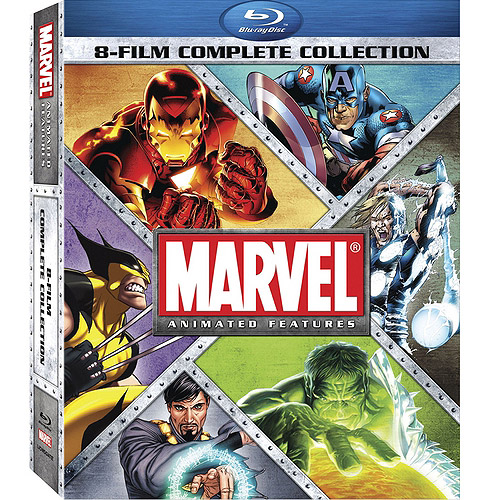 Marvel Complete Giftset (Blu-ray) (Widescreen)