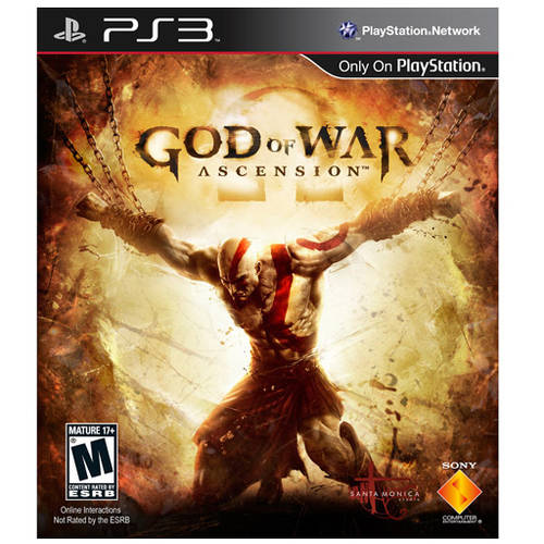 God Of War Ascension (PS3) - Pre-Owned