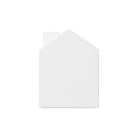 Umbra Casa Tissue Cover, White Crochet Tissue Cover