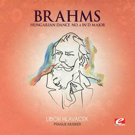 Hungarian Dance 6 in D Major (CD) (Brahms Hungarian Dance 5 In G Minor)