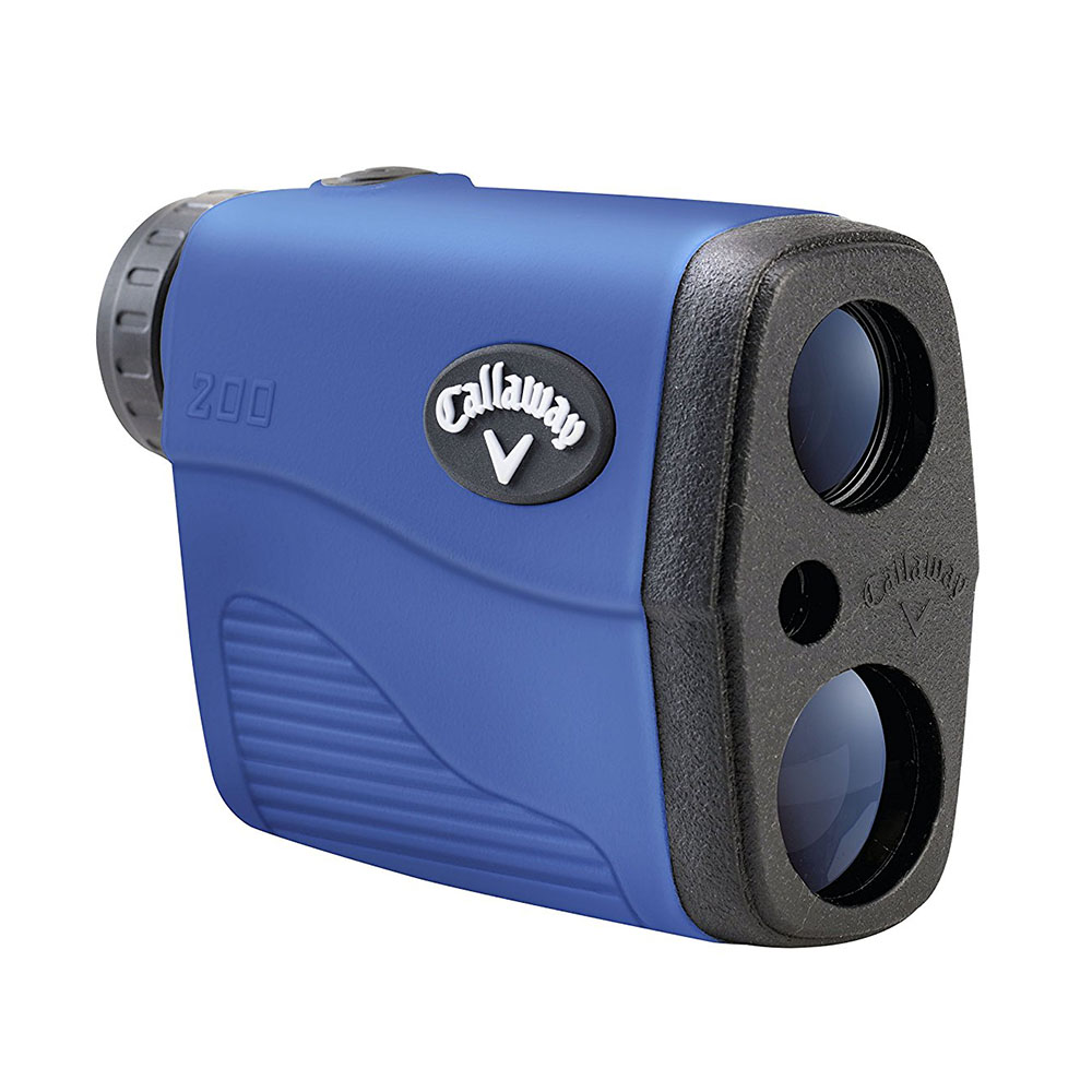 NEW Callaway 200 Laser Golf Rangefinder with P.A.T. & 6X ...