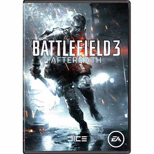 Battlefield 3 Aftermath Expansion Pack (PC) (Digital Code)