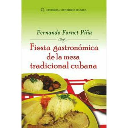 Fiesta gastronómica de la mesa tradicional cubana - eBook - Adornos De Mesa Para Fiesta De Halloween