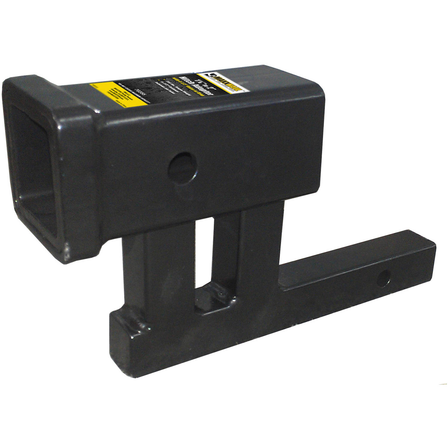 """MaxxHaul Hitch Adapter with 4"""" Drop/Rise"""