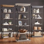 iNSPIRE Q Barnstone Cornice Etagere Bookcase by  Artisan