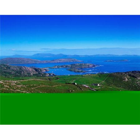 Derrynane Harbour Caherdaniel Ring of Kerry Co Kerry Ireland Poster Print by The Irish Image Collection, 34 x 26 - Large - image 1 of 1