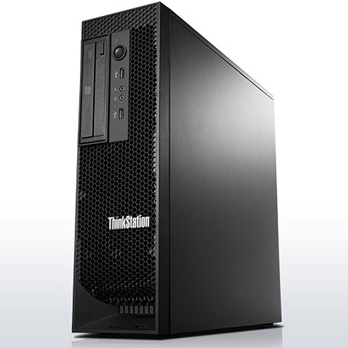 Lenovo ThinkStation E31 3695-G3U Small Form Factor Desktop PC with Intel Core i3-2120 Processor and Windows 7 Professional  (Monitor Not Included)
