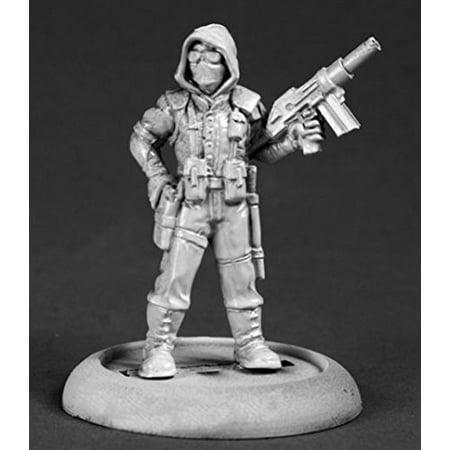 Reaper Miniatures Post Apocalyptic Hunter #50299 Chronoscope D&D RPG Mini Figure