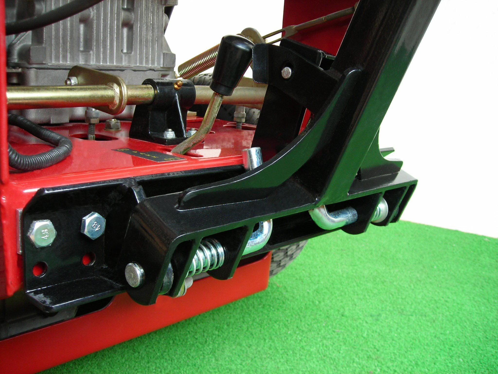 Bradley Mowers SW2006N Swivel Wheel Sulky - Lift & Latch