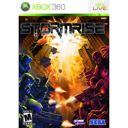 Sega Stormrise Action/adventure Game - Complete Product - Standard - 1 User - Retail - Xbox 360 (68033)