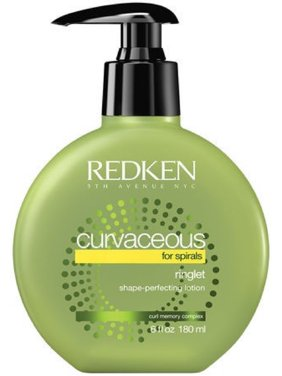 Redken Curvaceous Ringlet Protection Lotion, 6 Oz