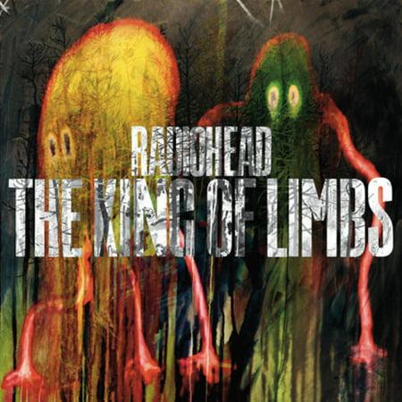 King Of Limbs (Vinyl) - King Standard Vinyl