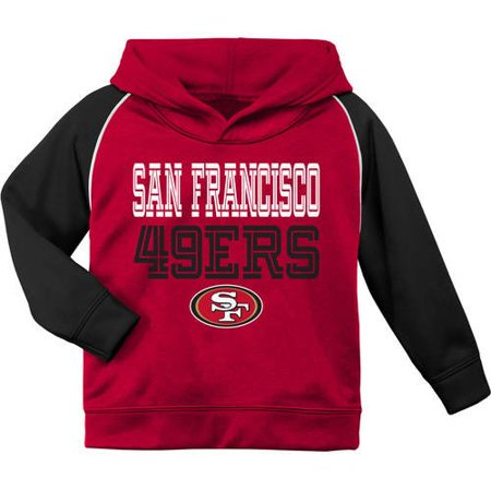 NFL San Francisco 49ers Toddler Fleece Top by