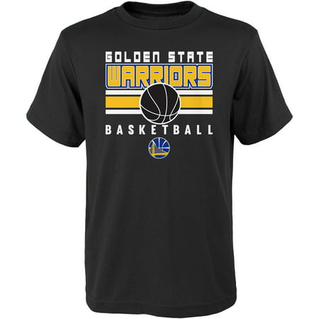 Youth Black Golden State Warriors Alternate T-Shirt](Golden State Warriros)