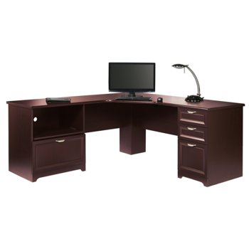 Realspace Magellan Performance 71 inch W L-Shaped Desk