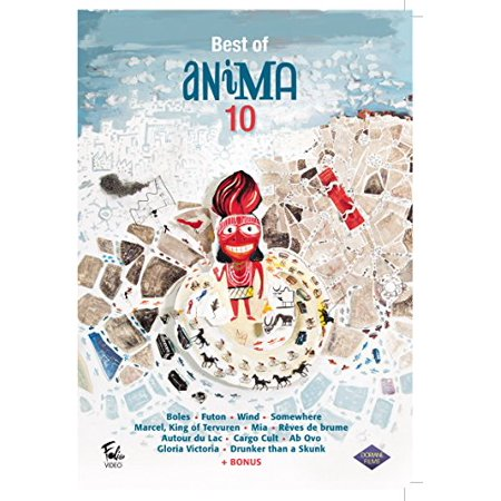 Best of Animation 10 (12 Films) ( Balls (Boles) / Futon / Wind / Somewhere / Marcel, King of Tervuren / Mia / The Mist Is Coming In (Rêves de brume) / Ar [ NON-USA FORMAT, PAL, Reg.0 Import - France