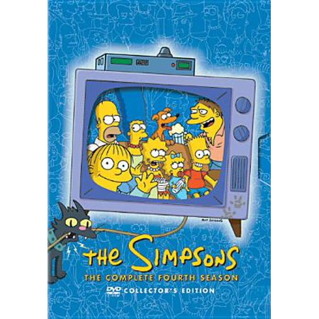 Simpsons: The Complete 4th Season (Special Edition)
