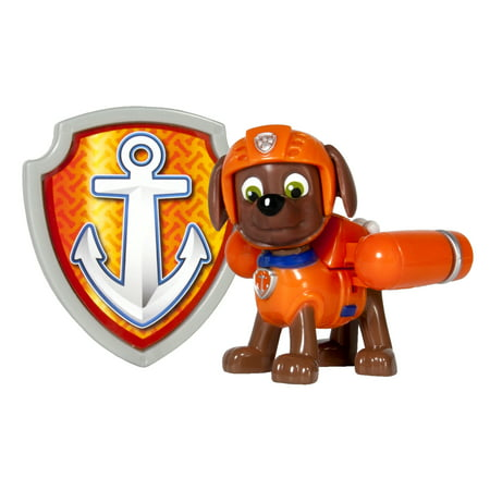 Zuma Paw Patrol (Paw Patrol Action Pack Pup & Badge,)