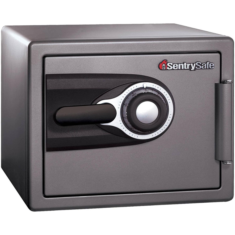 SentrySafe Fire-Safe Combination Lock Safe