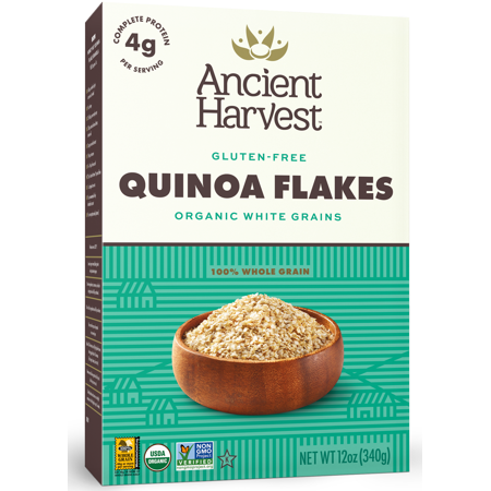 Ancient Harvest Organic Quinoa Flakes, 12 oz, (Pack of, 12 ...