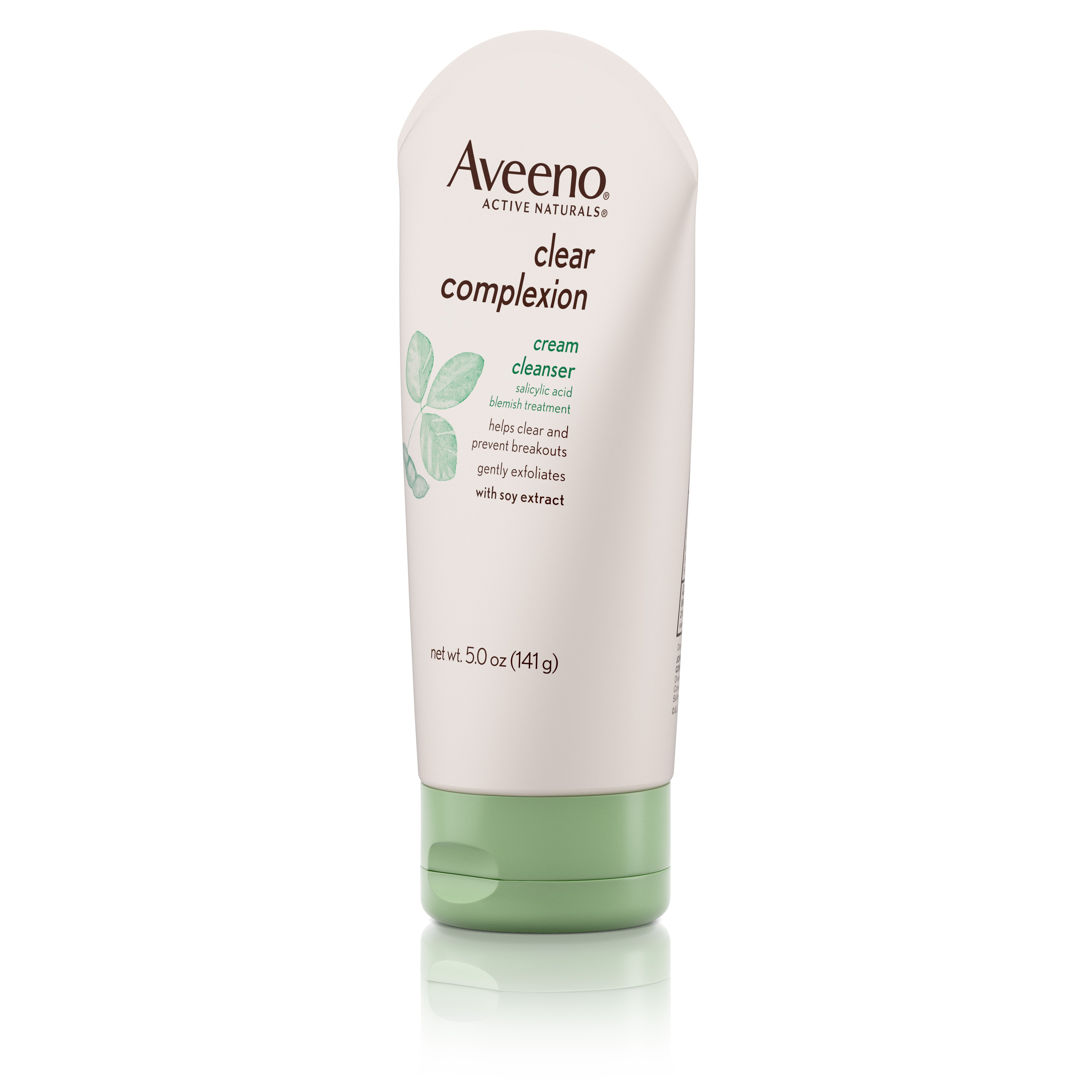 Speaking, Aveeno facial cleansers think