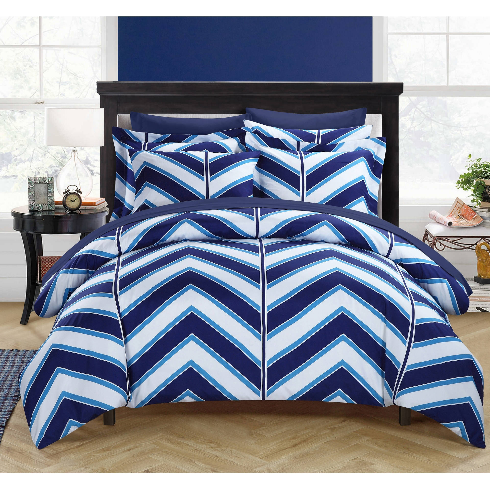 Dallas 9-Piece Bedding Duvet Cover Set
