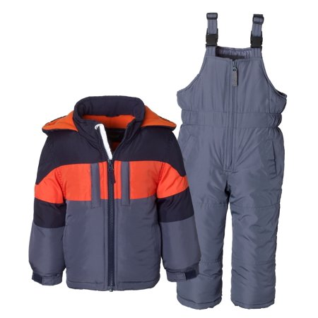7db57b84648c Sportoli Boys Kids Winter Snowboard Skiing Parka Jacket   Snow Bib ...