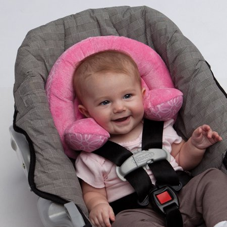 Boppy Infant to Toddler Head Support, Pink