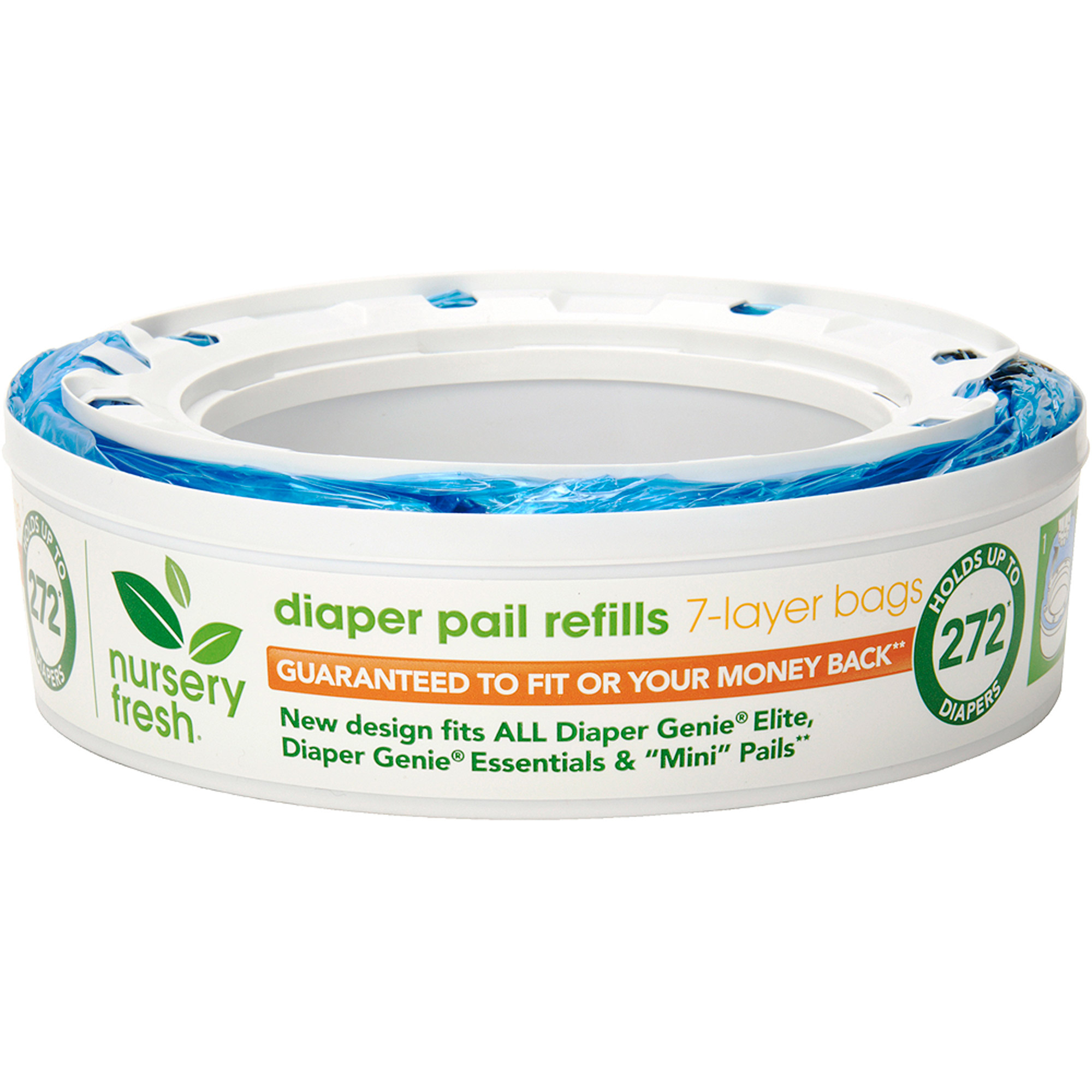 Nursery Fresh Refill for Diaper Genie, 1-Pack