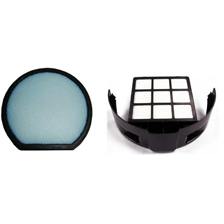 Hoover T-Series WindTunnel Bagless Upright Filter Kit - Includes Washable Filter Compare to Part 303173001, and HEP