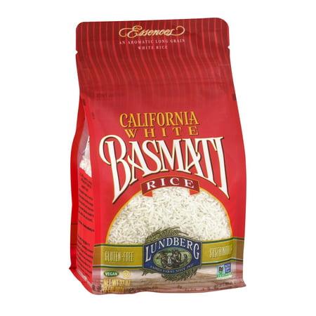 Lundberg Family Farms White Rice, Basmati, California, 2