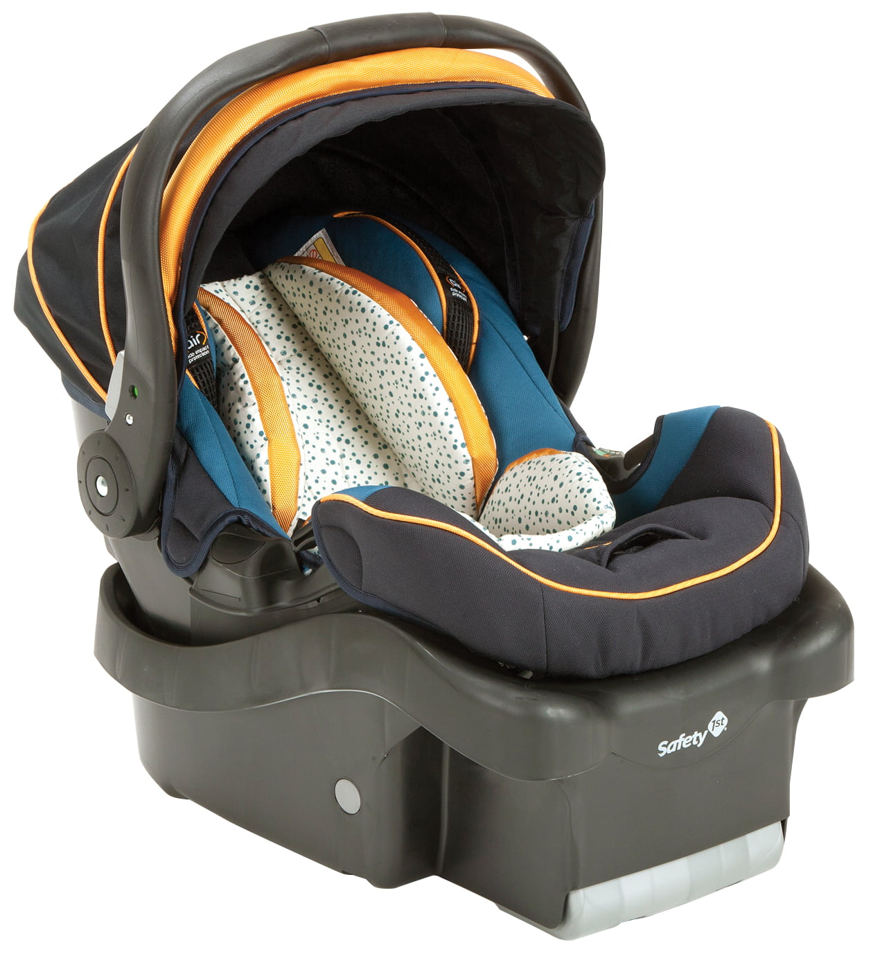 Safety 1st OnBoard 35 Air+ Infant Car Seat, Twist Of