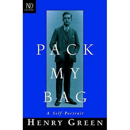 Pack My Bag : A Self-Portrait (The Same Direction Bag)