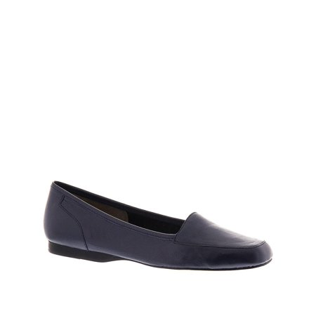 Array Womens Freedom Leather Square Toe Loafers ()