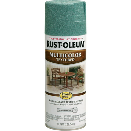 (3 Pack) Rust-Oleum Stops Rust Multicolor Textured Spray Paint