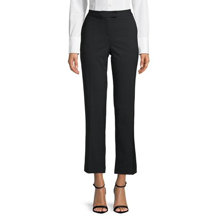 Cropped Sydney Straight-Leg Pants